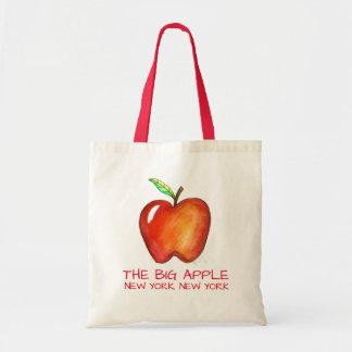 Tote Bag New York City NYC grand Apple Vacation voyage