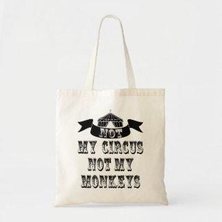 Tote Bag Non mon cirque