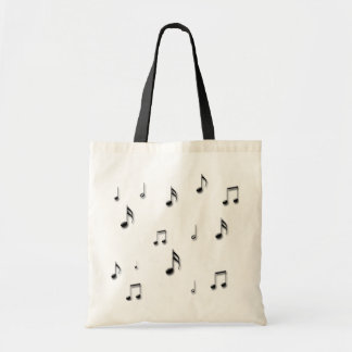 Tote Bag Notes musicales
