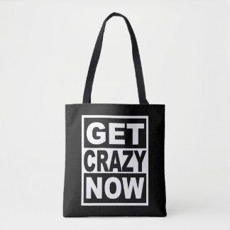 Tote Bag Obtenez fou maintenant