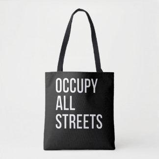 Tote Bag Occupez toutes les rues