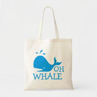 Tote Bag Oh baleine