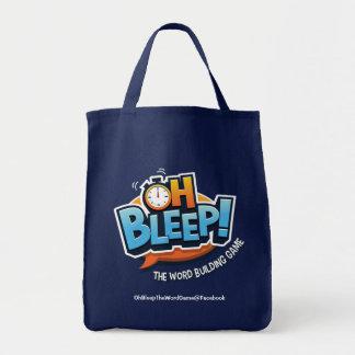 Tote Bag Oh épicerie Fourre-tout de bip -- Marine
