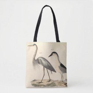 Tote Bag Oiseaux aquatiques