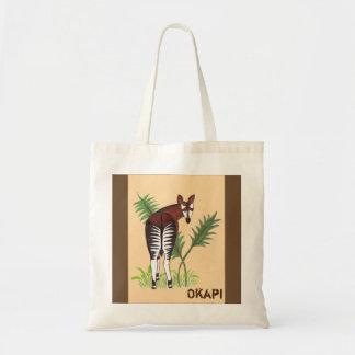 Tote Bag Okapi