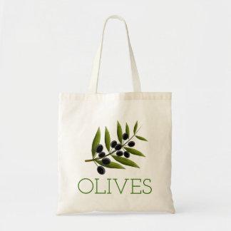Tote Bag Olives