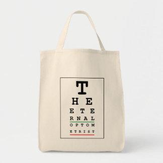 Tote Bag Opticien drôle