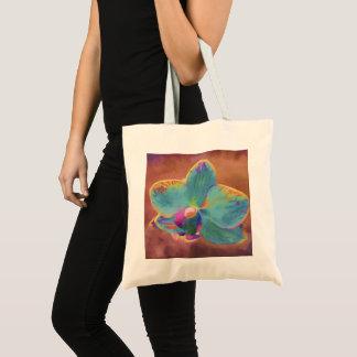 Tote Bag Orchidée fourre-tout
