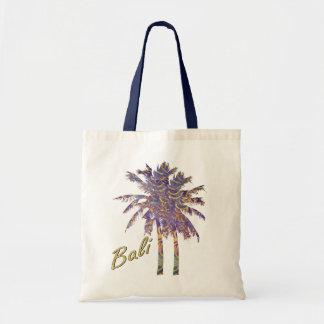 Tote Bag Palmiers de batik d'hiver
