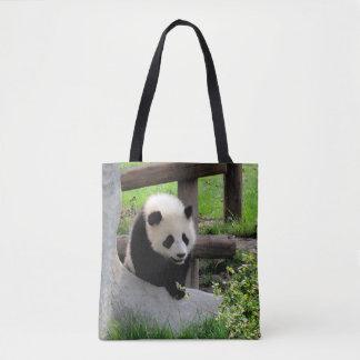 Tote Bag Panda