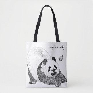 Tote Bag Panda fourre-tout