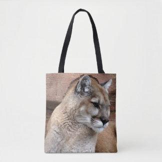 Tote Bag Panthère de la Floride/sac fourre-tout à puma