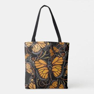 Tote Bag Papillon de monarque