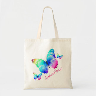 Tote Bag Papillons