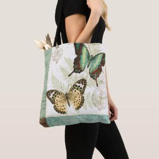 Tote Bag Papillons jumeaux