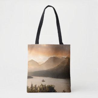 Tote Bag Parc national de glacier du lac | st. Mary,