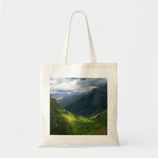 Tote Bag Parc national Montana de glacier de traînée de