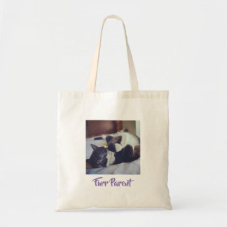 Tote Bag Parent de fourrure