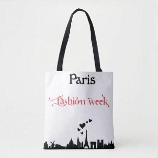 Tote Bag Paris Fashion Week Tote