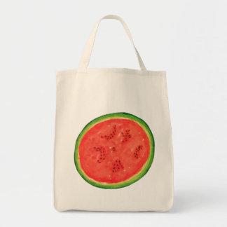 Tote Bag Pastèque juteuse Fourre-tout