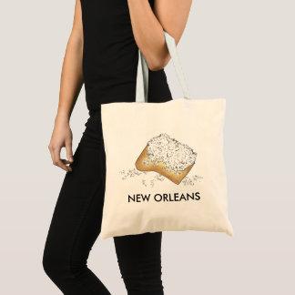 Tote Bag Pâtisserie sucrée de la Nouvelle-Orléans NOLA
