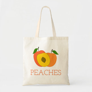 Tote Bag Pêches
