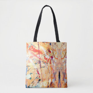 Tote Bag Peinture abstraite moderne