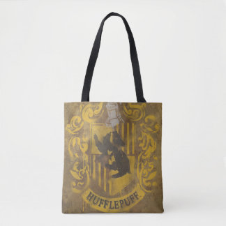 Tote Bag Peinture de jet de crête de Harry Potter |