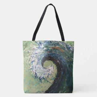 Tote Bag Peinture d'hurlement