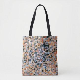 Tote Bag Pêle-mêle architectural