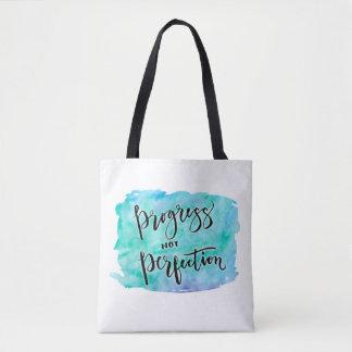 Tote Bag Perfection Fourre-tout de progrès pas