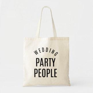 Tote Bag Personnes Fourre-tout de noce