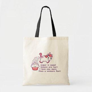 Tote Bag Pet mignon de licorne