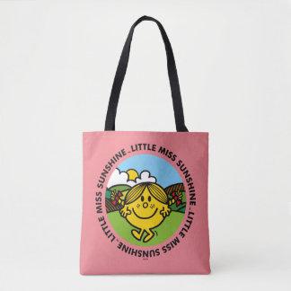 Tote Bag Petit cercle de soleil de Mlle Sunshine |