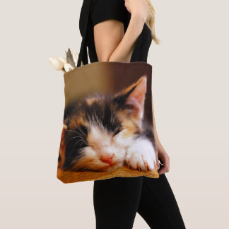 Tote Bag Petit sommeil de Kitty