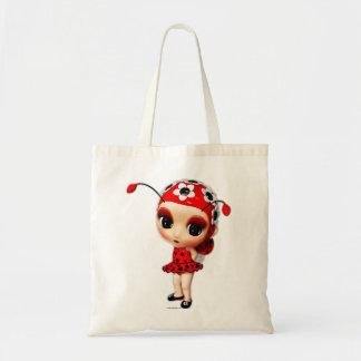 Tote Bag Petite Mlle Ladybug