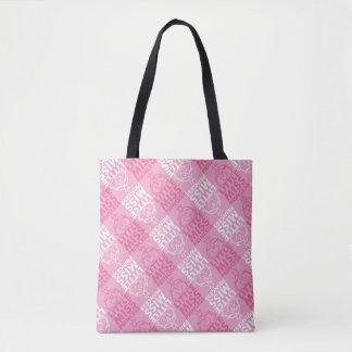 Tote Bag Petite Mlle le princesse | assez dans le motif