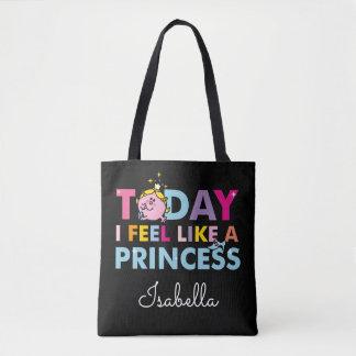 Tote Bag Petite Mlle le princesse | que je me sens comme