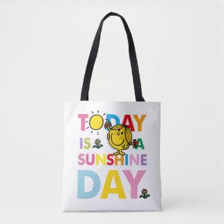Tote Bag Petite Mlle Sunshine | est aujourd'hui un jour de