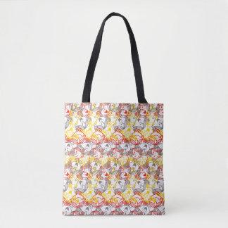 Tote Bag Petite Mlle Sunshine | tout le motif de sourires