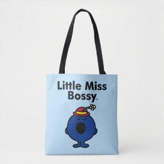 Tote Bag Petite petite Mlle Bossy de la Mlle | est si