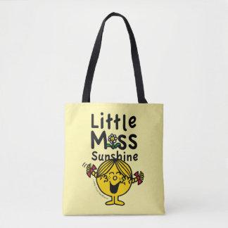Tote Bag Petite petite Mlle Sunshine Laughs de la Mlle |