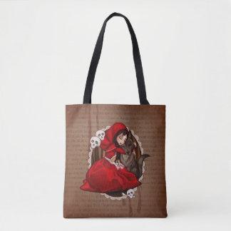Tote Bag Peu de capuchon rouge