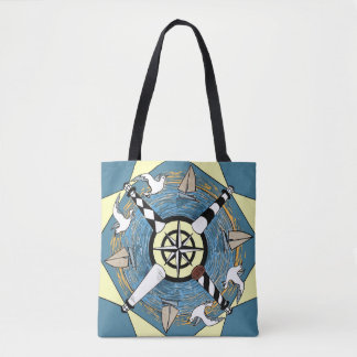 Tote Bag Phares d'OR