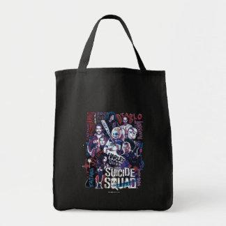 Tote Bag Photo de typographie du groupe de travail X du