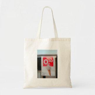 Tote Bag Photographie néerlandaise .50 cornet de crème
