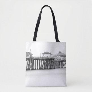 Tote Bag Pilier de Huntington Beach