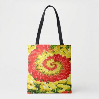 Tote Bag Pirouette des tulipes