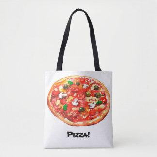 Tote Bag Pizza !