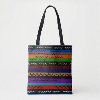 Tote Bag Plaisir fou de couleur !